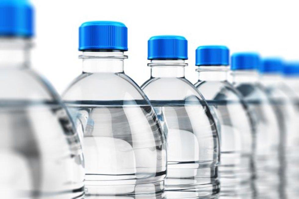 Take bottled water or not drink bottled water?