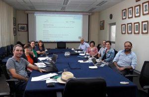 First meeting of Eranet – Lac in Peru