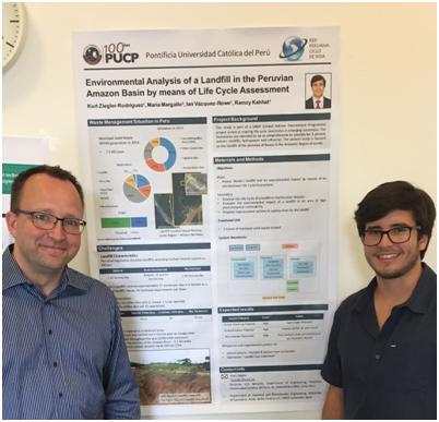Participación en Curso de modelado de sistemas de manejo de residuos sólidos  con el software EASETECH, en la Universidad Técnica de Dinamarca