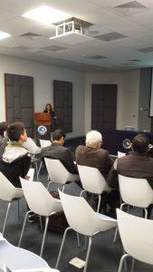 Magisterial Talk by Professor Maria Margallo