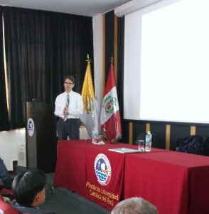 Talk by Professor H. Scott Matthews