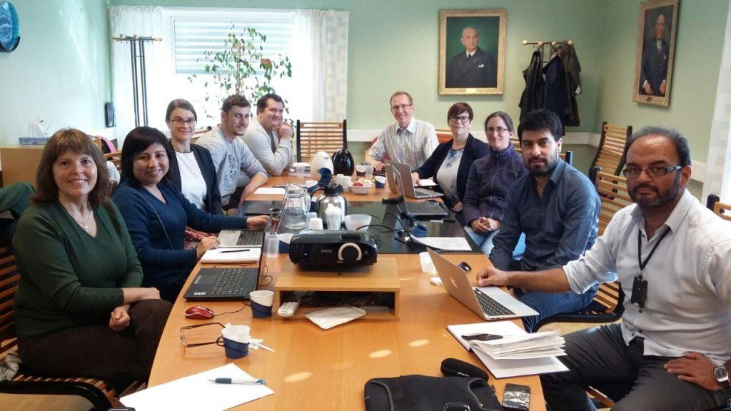 Second meeting of Eranet-Lac en Noruega