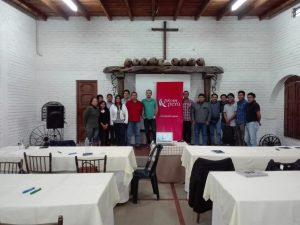 (Español) Taller de Capacitación en Huellas Ambientales a Especialistas en Producción de Espárrago en la Región de Ica