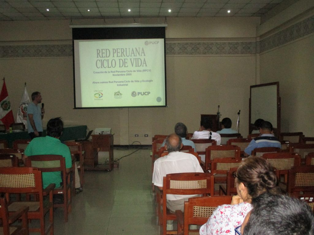Presentación final de resultados de ACV de la producción de paiche en Loreto