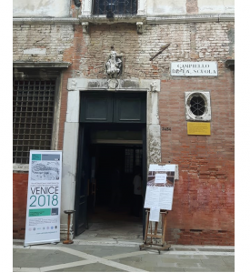 Representación de Pelcan en 7th International Symposium on Energy from Biomass and Waste – VENICE 2018