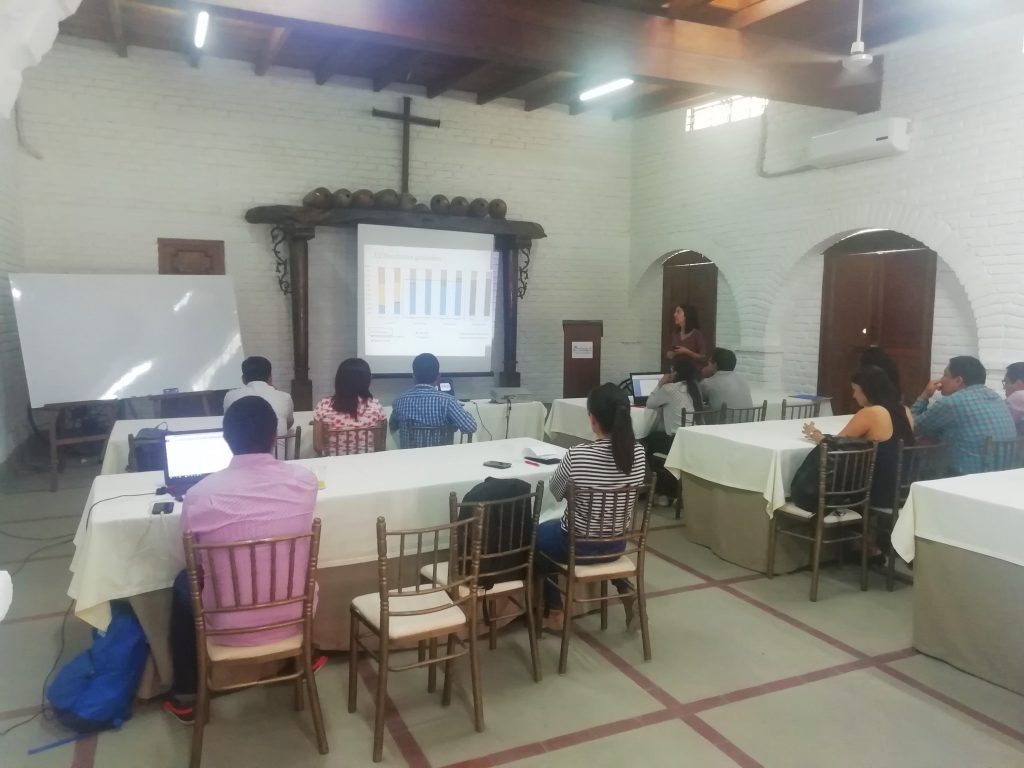 (Español) Presentación de resultados proyecto Huella Hídrica del Espárrago