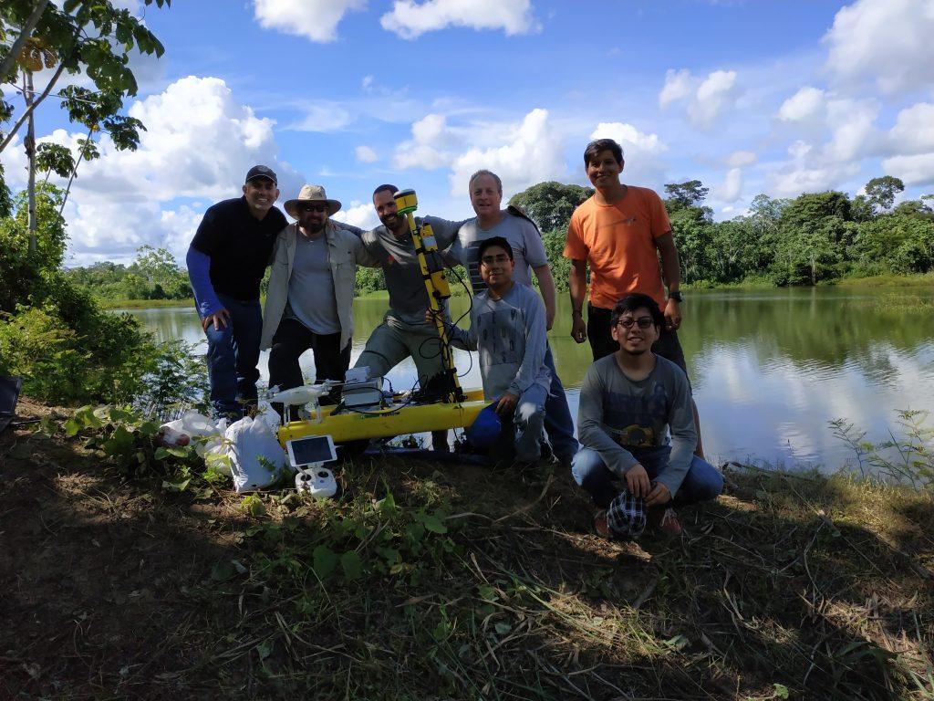 (Español) Participación de PELCAN y GIT de la PUCP en proyecto del Centro de Innovación Científica Amazónica – CINCIA