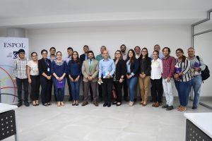 (Español) Participación de PELCAN en charlas de la Red Ecuatoriana Ciclo de Vida