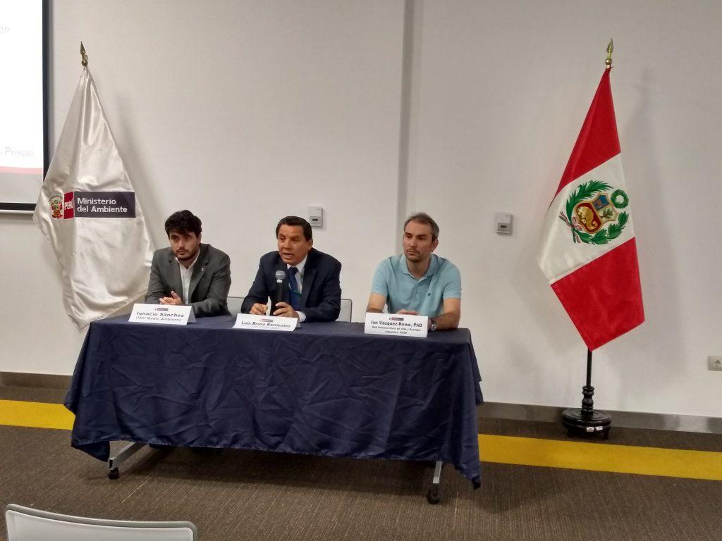 (Español) Presentación de resultados finales del proyecto Advance SCP