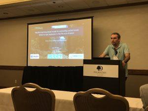 (Español) Representación de PELCAN en Conferencia ISSST, Portland (Oregón)
