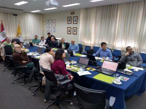 Presentación de resultados preliminares del proyecto de minería informal en la Amazonía Peruana