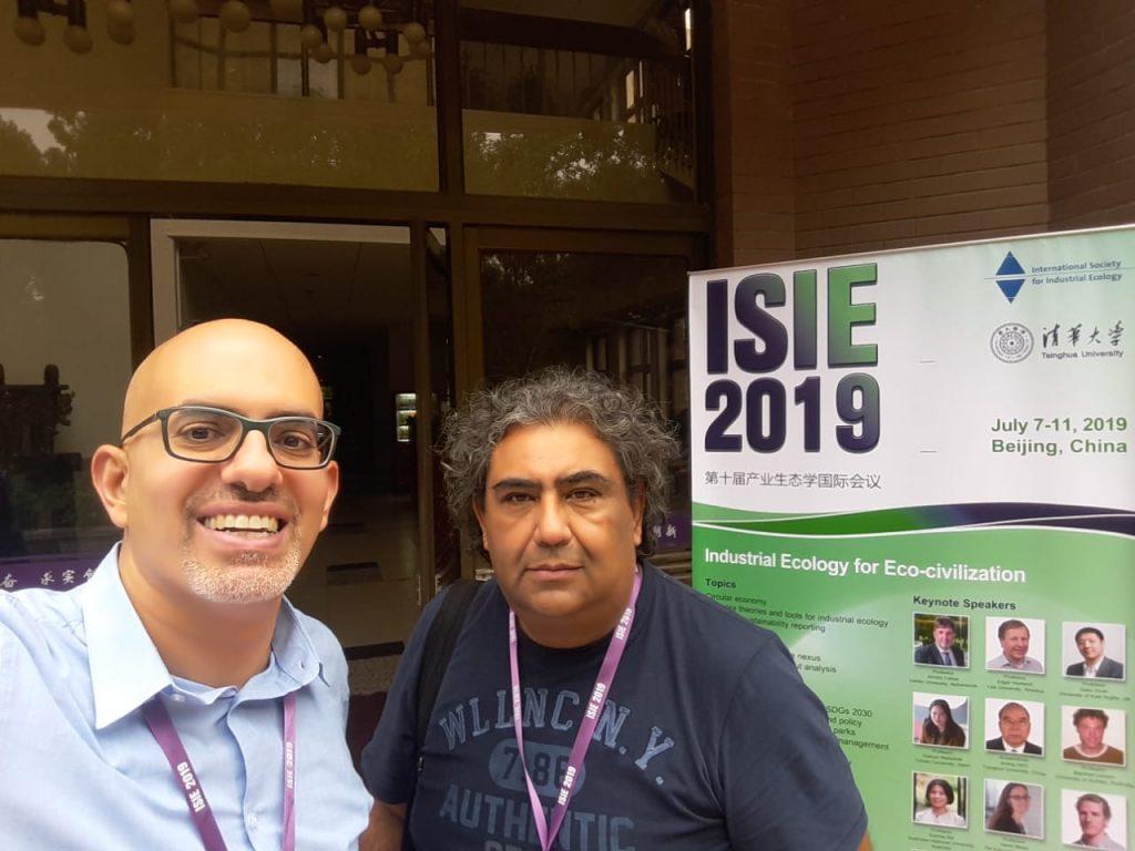 (Español) Participación de PELCAN en Conferencia Internacional ISIE 2019