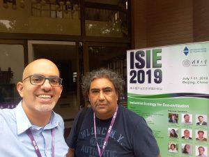 Participación de PELCAN en Conferencia Internacional ISIE 2019
