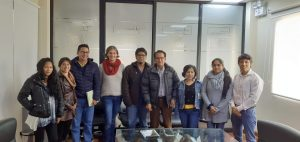 Participación de PELCAN en el Instituto Nacional de Innovación Agraria (INIA)