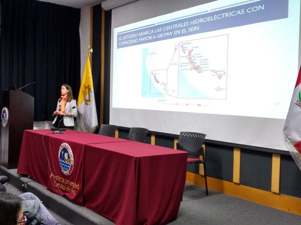 (Español) Charla de Ana Lucia Cáceres