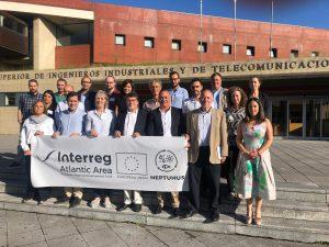 (Español) Primera reunión de Neptunus en Santander