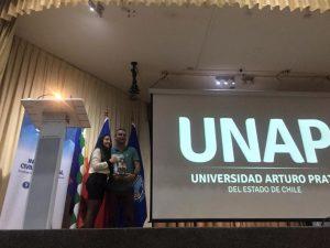 (Español) Participación de PELCAN en conferencia de la CECADES