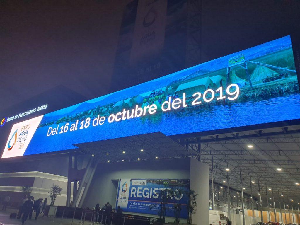 (Español) Participación de PELCAN en Expo Agua 2019