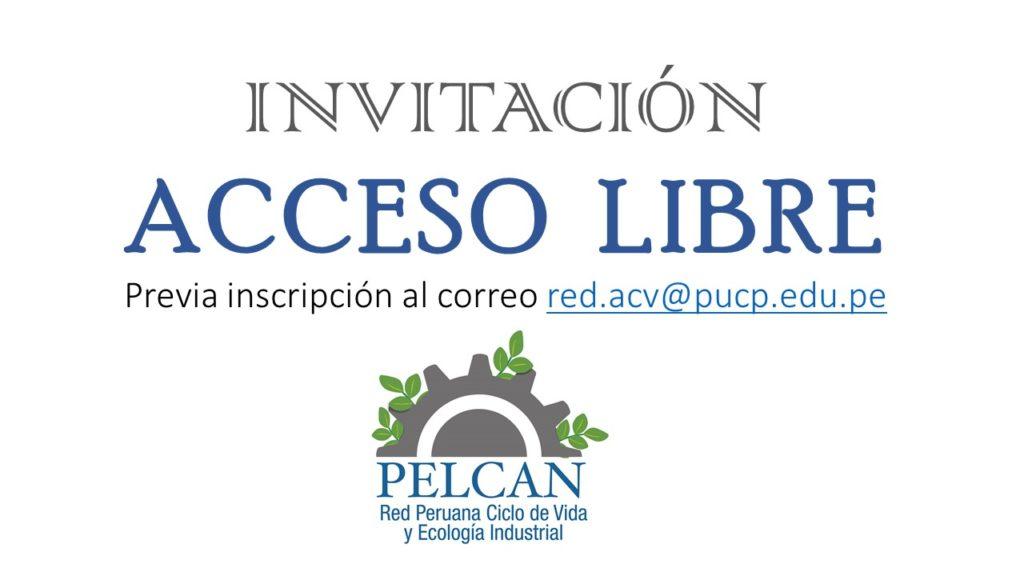 """(Español) Invitación   Presentación """"CALCAFÉ: La Herramienta de Cálculo de Impactos Ambientales del Café de Exportación del Perú"""""""