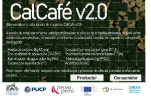 Presentación y curso de la herramienta CalCafé