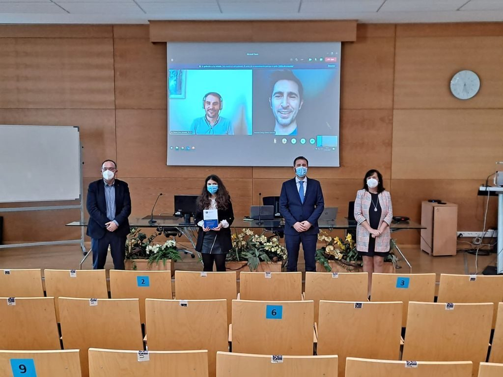 Profesor Ian Vázquez preside tribunal de tesis doctoral en la Universidade de Santiago de Compostela