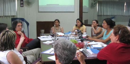 I Reunión - Lima, 2010