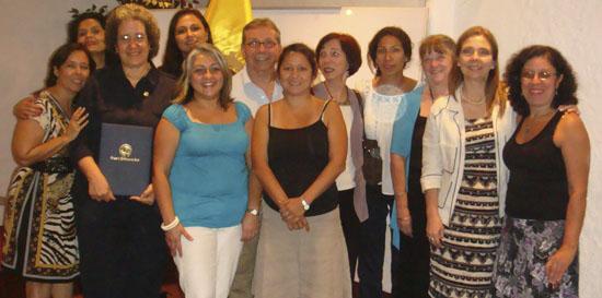 IV Reunión - Lima, 2012